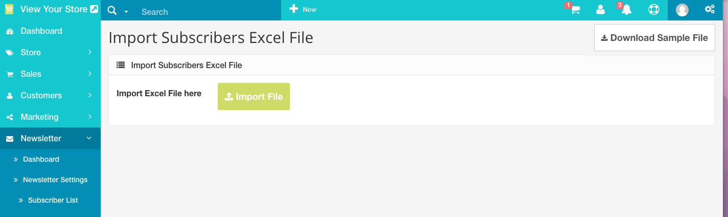 Example File Button